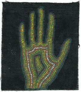 Dot Hand