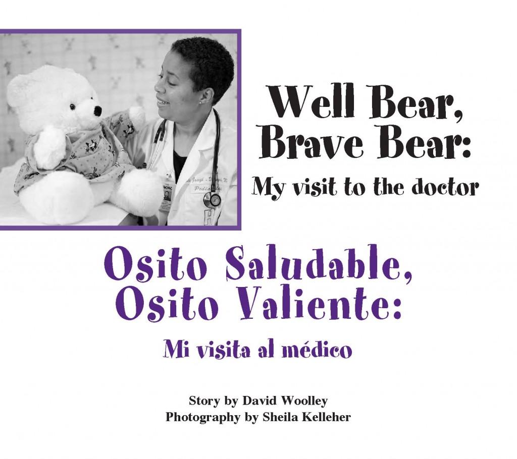 Well Bear, Brave Bear Cover
