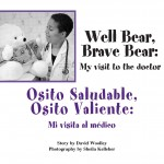 Well Bear, Brave Bear Cover