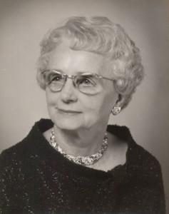 Olive W. Burt