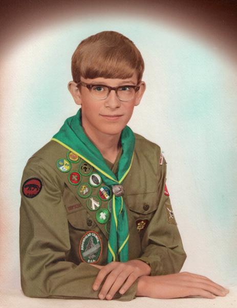 1969: Boy Scout