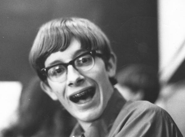 1971 Junior at Uni High