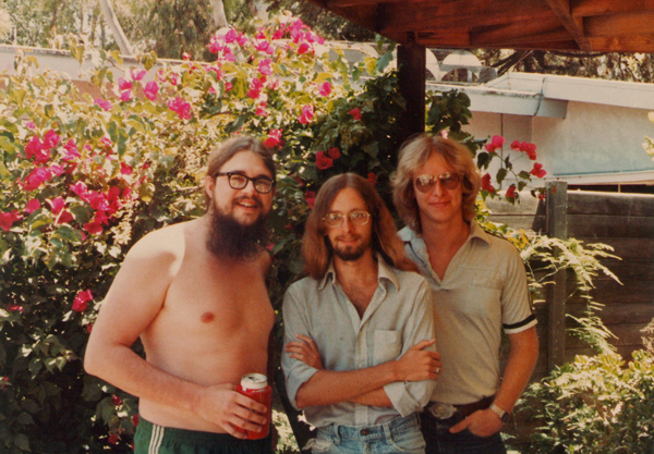 May 1983 in San Diego with Steve Freyder & Jim Bowery