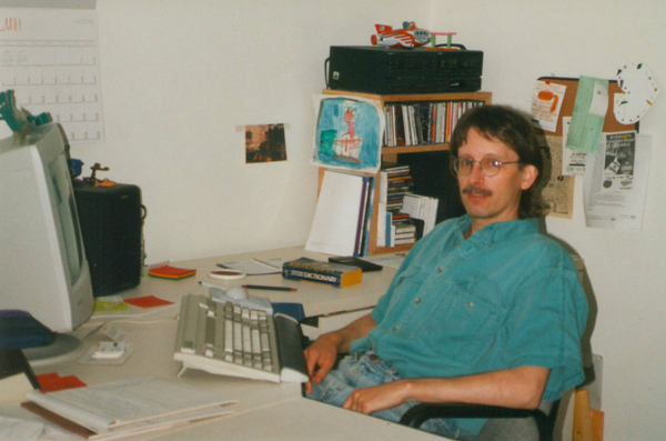 1998: Home office in Minneapolis