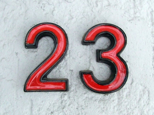 The 23 Enigma Just Think Of It