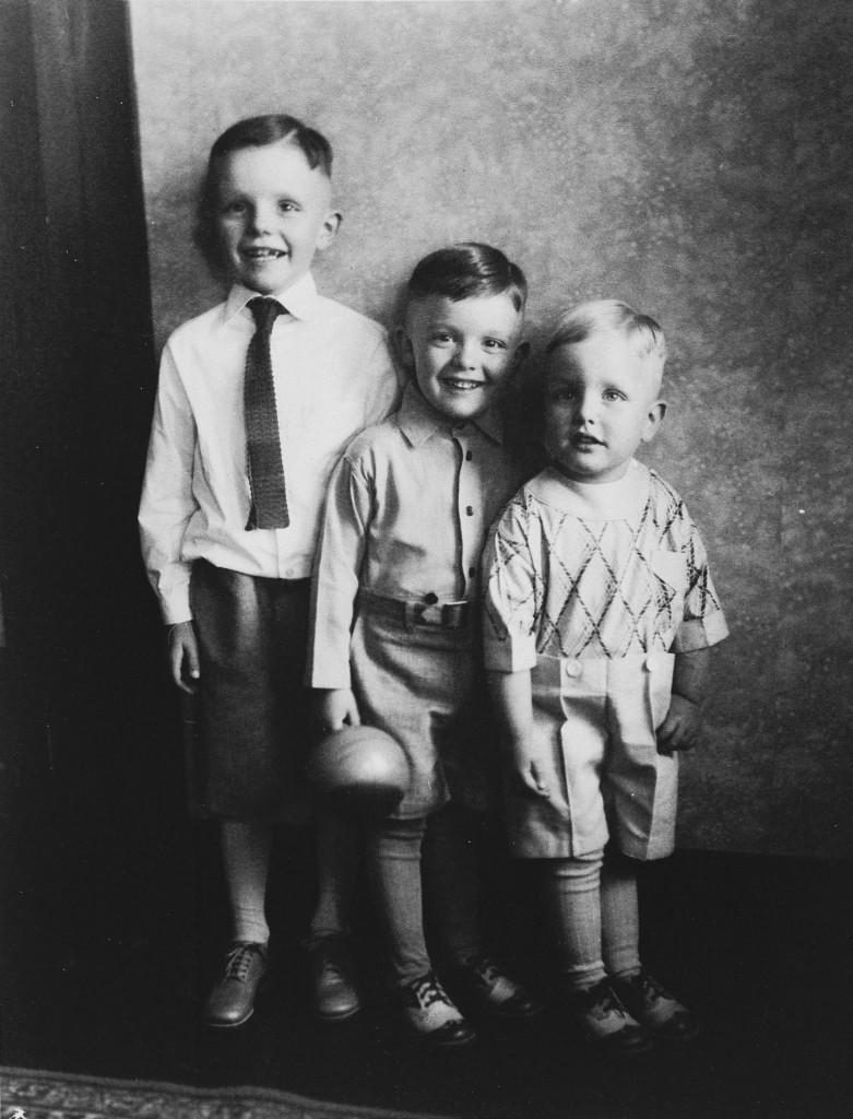 Cloyd, Joe, and Dick Woolley