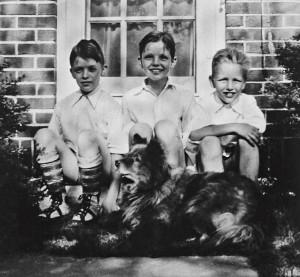 Joe, Cloyd, & Dick Woolley
