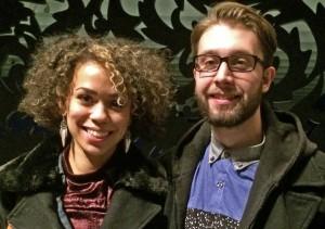 Ben and Creanna, December 2015