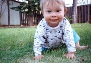Ben at 9 months