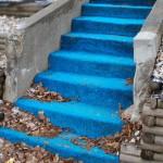 Blue Steps 1