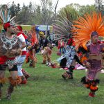 Aztec Dancers 2 - May Day 2016
