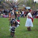 Aztec Dancers 1 - May Day 2016