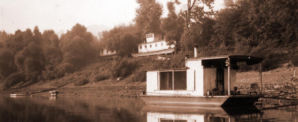 Harlan Hubbard Shantyboat