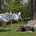 Art Fair Setup: Unknown Artist