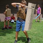 Cardboard Warriors 1