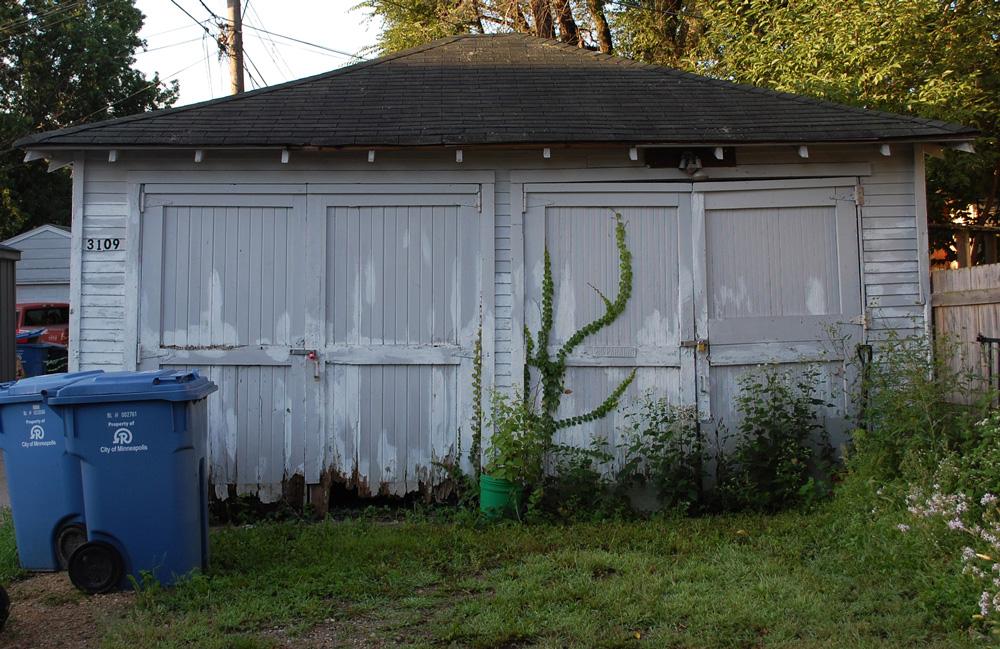 No-Car Garage