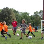 Soccer Clinic in Powderhorn Park