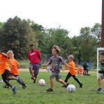 Soccer Clinic in Powderhorn Park