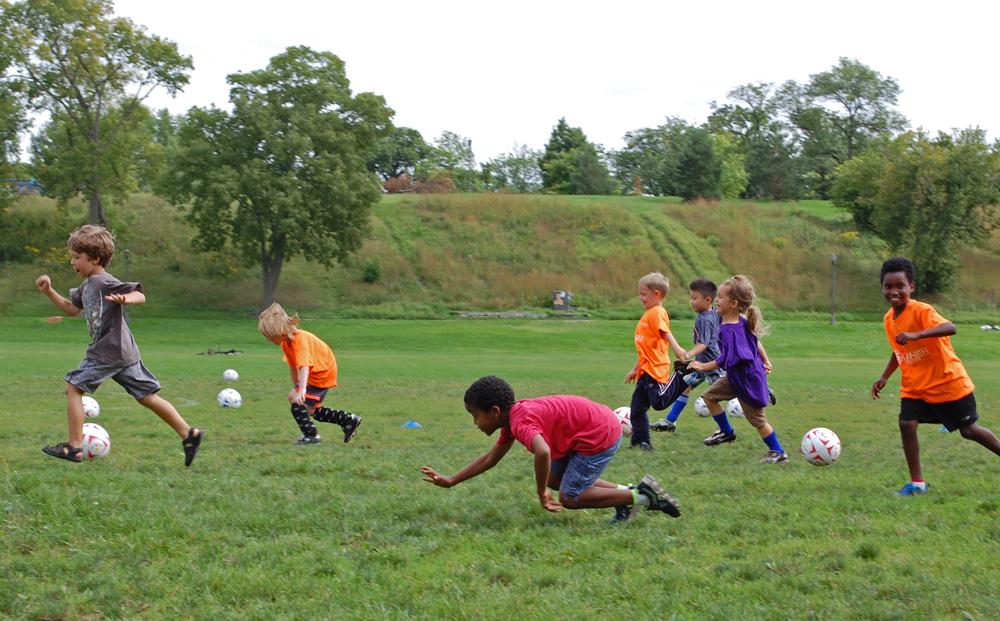 Soccer Clinic 3