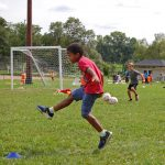 Soccer Clinic 4: High Kick