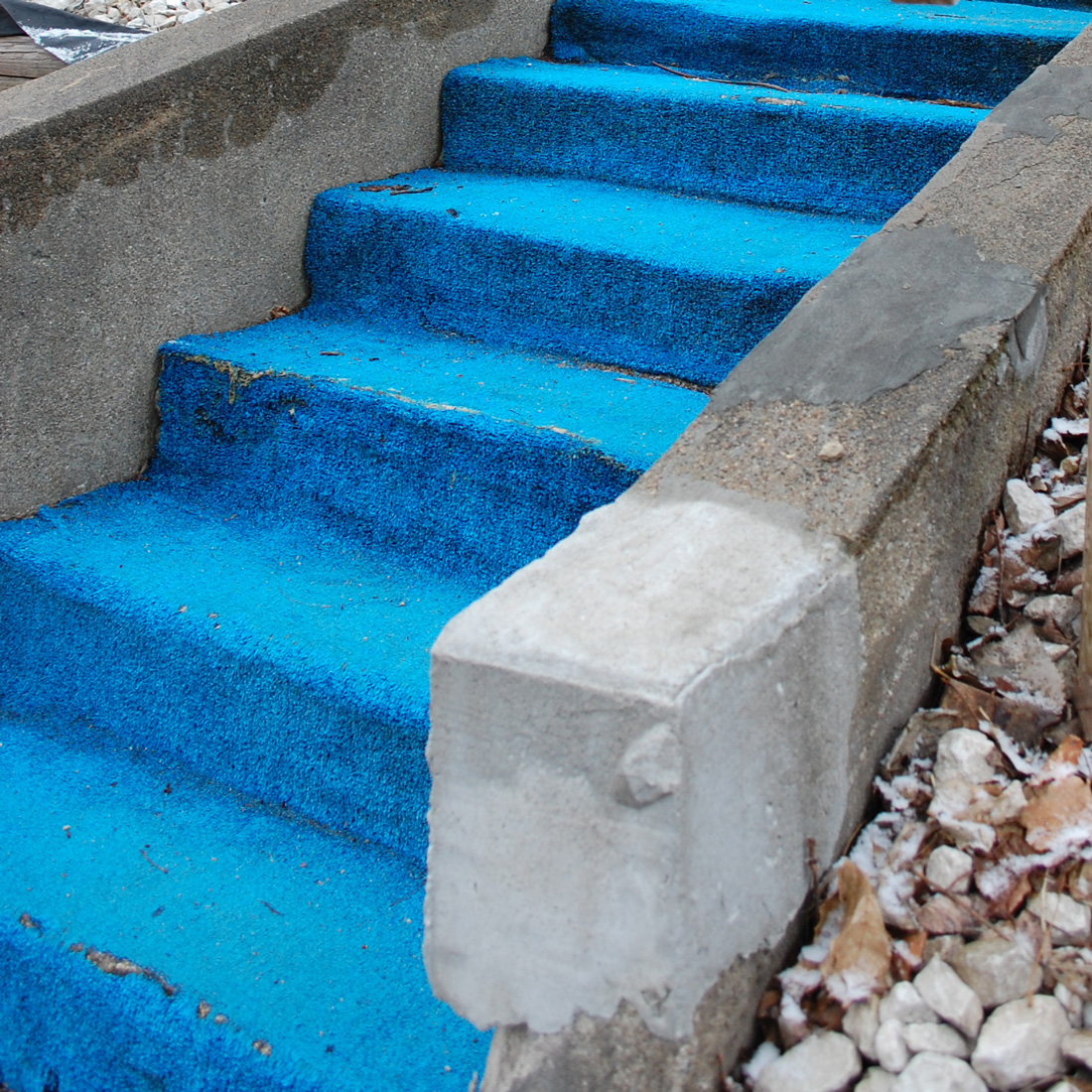 blue steps 2 just think of it